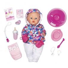Лялька Baby Born Ніжні обійми Зимова красуня 43 см Zapf 826140 БЕЗКОШТОВНА ДОСТАВКА