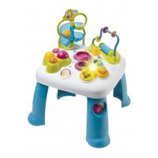 """Дитячий ігровий стіл Cotoons """"Лабіринт"""" зі звуковим та світловим ефектами, блакитний, 12 міс.+ Арт. №. 110426"""