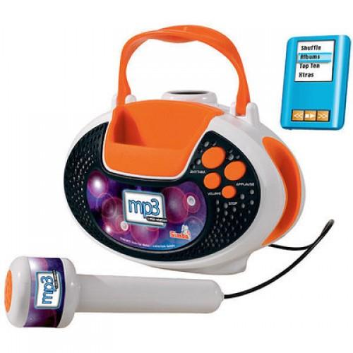 Музичний інструмент Мікрофон зі штатива 113 см Simba 6838615