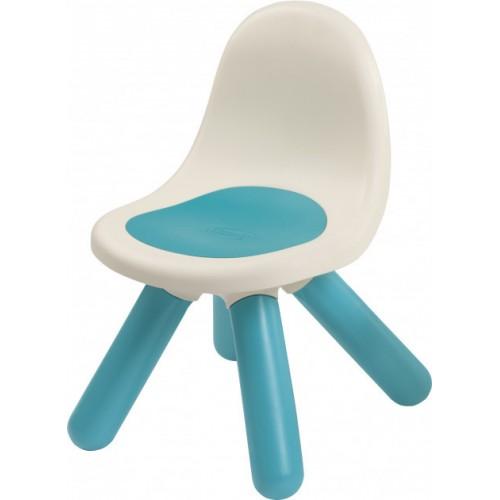 Стілець зі спинкою дитячий Smoby Toys Блакитний (880104)