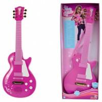 Дитяча Рок Гітара Дівочий стиль Simba 6830693
