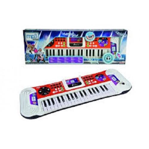 Синтезатор з роз'ємом для МР3-плеєра 37 клавіш 62 см Піаніно Simba 6832606
