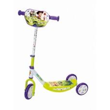 """Дитячий самокат """"Історія іграшок"""" з металевою рамою,триколісний, 55х32х70 см, 3+     750172"""