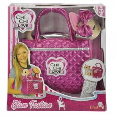 Собачка Chi Chi Love Glam Fashion Гламурний Стиль, 5892280