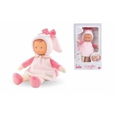 """М'яка лялька для новонароджених Corolle """"Солодкий сон"""" з ароматом ванілі, висота 25 см, 0 міс.+ Арт. №. 9000010040"""