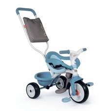 """Дитячий металевий велосипед 3 в 1 """"Бі Муві. Комфорт"""", блакитний, 68 х 52 х 101 см, 10 міс.+   740414"""