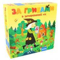 Настільна гра Granna За грибами в зачарований ліс 82166