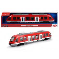 Міський поїзд з функціональним елементами Dickie Toys 45 см, 3748002