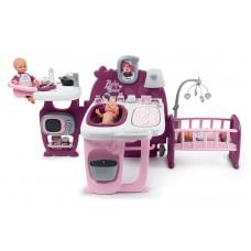 Великий ігровий центр Smoby Baby Nurse Прованс кімната малюка 220349