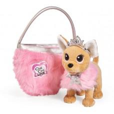 Собачка Chi Chi Love Принцеса з пухнастою сумкою Simba 5893126