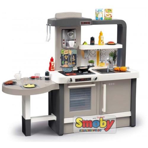 Кухня раскладная Tefal Evolutive SMOBY 312300 детская интерактивная смоби
