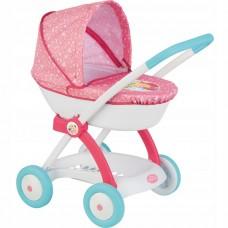 Коляска возик для ляльок Smoby Принцеси з люлькою 254102