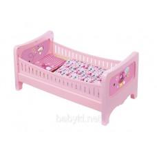 Ліжечко для ляльки Baby Born Бебі Борн Zapf 824399