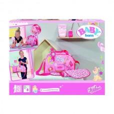 Сумка з аксесуарами Модна прогулянка для Baby Born Zapf Creation 822227