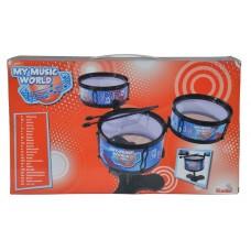 Музичний інструмент Simba Toys Барабанна установка 37 см 6838996