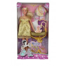 Лялька Штеффі Вагітна з люлькою Steffi 5737084 Simba