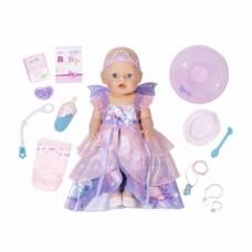 БЕЗКОШТОВНА ДОСТАВКА Zapf Creation Ніжні обійми Baby Born Принцеса Фея 826225