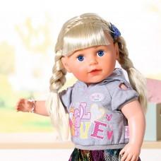 Лялька Baby Born Ніжні обійми Сестричка-модниця (824603) 829349 Zapf Creation