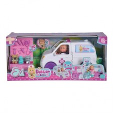 Ляльковий набір Simba Toys Доктор Еві Мобільна ветклиника (5733488)
