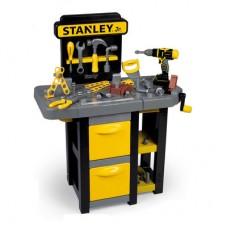 """Ігровий набір """"Стенлі. Мобільна майстерня"""" з інструментами, 37 аксес., 60х30х78 см, 3+ Арт. №. 360317"""