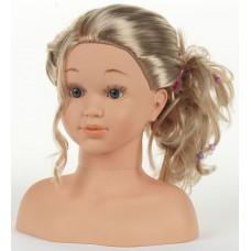 Манекен лялька для створення зачісок і макіяжу Klein 5240 Німеччина