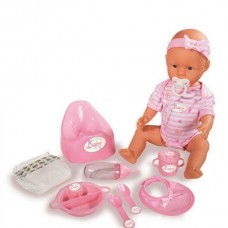 Пупс лялька New Baby Born Baby Drink Дрінк 43 см Simba 5039005