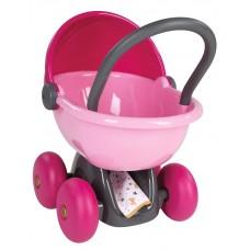 Коляска ходунки з люлькою для пупса Baby Nurse Smoby 220312