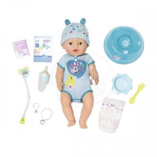 БЕЗКОШТОВНА ДОСТАВКА Пупс Zapf Baby born Беби Борн Чарівний малюк хлопчик 824375