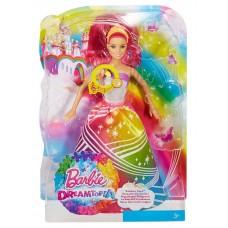 Інтерактивна Лялька BARBIE Барбі Райдужне сяйво райдужна русалка барбі Mattel DPP90