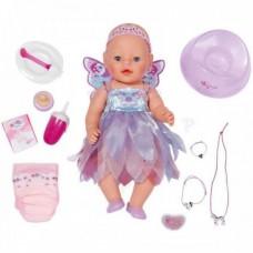 Интерактивна лялька Фея Baby Born Zapf Creation, 820698
