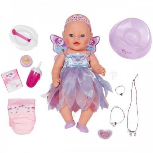 Інтерактивна Лялька Фея Baby Born Zapf Creation, 820698, 824368 чарівне малятко Zapf Creation