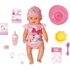 """Лялька BABY BORN Zapf Creation серії """"Ніжні обійми"""" - ЧАРІВНА ДІВЧИНКА (43 cm, з аксесуарами ) 827956"""