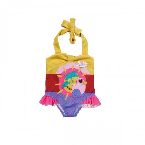 Одяг для ляльки BABY born бебі Борн - Святковий купальник S2 (з уточкой) ZAPF CREATION 828281-1