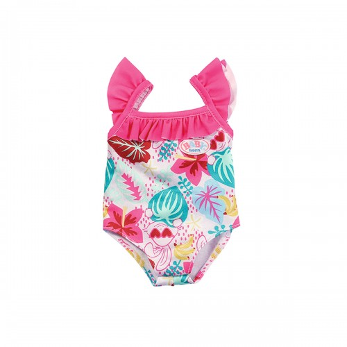 Одяг для ляльки BABY born бебі Борн - Святковий купальник S2 (c зайчиком) ZAPF CREATION 828281-2