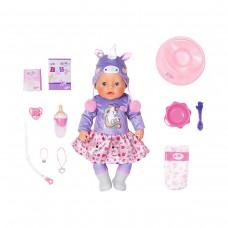 БЕЗКОШТОВНА ДОСТАВКА Лялька пупс Baby Born Ніжні обійми Милий єдиноріг (828847)