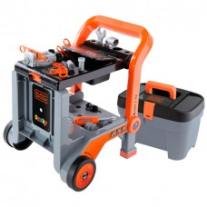 Майстерня візок з інструментами іграшкова Black and Deckeri 360202
