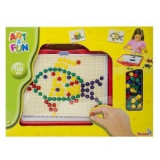 Розвиваюча гра Мозаїка в кейсі Simba 6307440