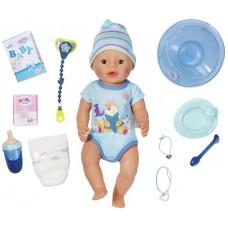 БЕЗКОШТОВНА ДОСТАВКА Пупс Zapf Baby born Беби Борн Чарівний малюк хлопчик 822012