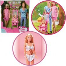 Набір Щаслива сім'я Штеффі Steffi Love Family, Simba, 5733200