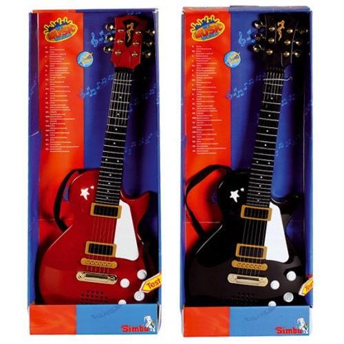 Електронна Рок Гітара Simba 6837110