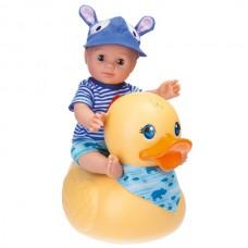 Лялька для купання з великою качкою 30 см SCHILDKRÖT 610300001 Австрія
