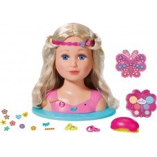 БЕЗКОШТОВНА ДОСТАВКА Лялька Манекен My Model Сестричка з аксесуарами 824788 Zapf