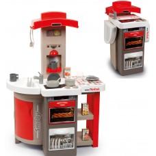 """Інтерактивна кухня """"Тефаль Кухар"""", що розкладається, зі звук. ефект., з аксес., червона, 3+ Арт. №. 312202"""