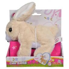 Інтерактивний кролик зайчик Chi Chi Love Simba 5893380