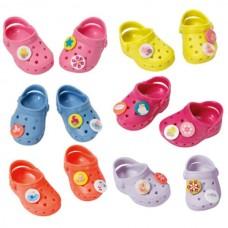 Сандалі крокси для ляльки Baby Born Zapf Creation 822067