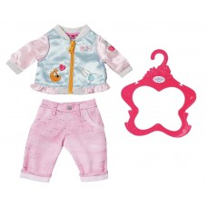 Одяг для ляльки BABY BORN Zapf Creation спортивний кежуал 824542