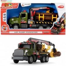 """Автомобіль Dickie Toys """"Лісник"""" з маніпулятором краном, зі звуком і світловими ефектами 54 см (3749026)"""