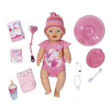 Пупс лялька Baby Born бебі борн Чарівне малятко Zapf Creation 822005, 824368