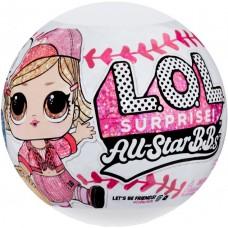 Лялька лол  L.O.L. SURPRISE!  All-Star B.B.s Спортивна Команда 570363