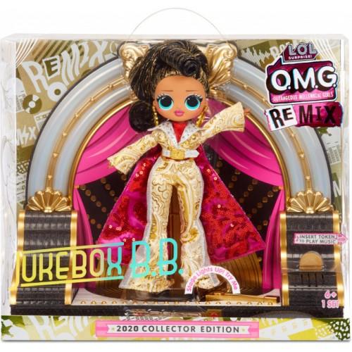 Лялька набір ЛОЛ  L.O.L. Surprise!  O.M.G. Remix Селебріті  569879
